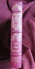Joan Vinge - THE SUMMER QUEEN - Easton Lthr - SIGNED (X-3) Limited