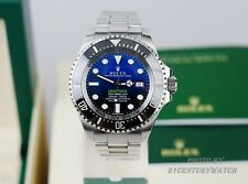 Rolex Sea-Dweller Deep Blue Deepsea 116660 'James Cameron' D-blue Pre-owned 2017