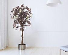 Flor japonesa Rojo árbol artificial-planta, Lujo Wisteria árboles artificiales