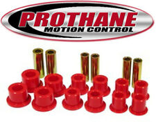 Prothane 6-1025 1999-2004 Ford F250 Super Duty 4WD Front Leaf Spring Bushing Kit