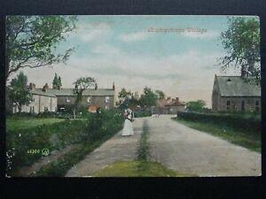 Yorkshire York BISHOPTHORPE VILLAGE c1907 Postcard by Valentine