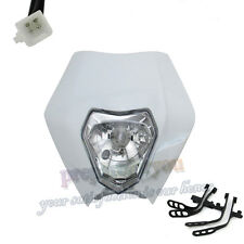 Headlight For Motorcycle KTM R SX EXC XC XCF SXF 65 85 105 250 350 450 525
