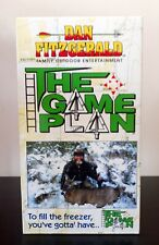 Dan Fitzgerald Bow Hunting Videos The Game Plan Vhs Team Fitzgerald Deer