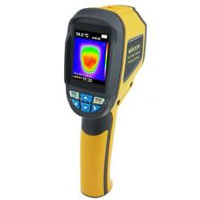 Handheld Thermal Imaging Camera Infrared Thermometer Imager -20℃~300℃ Temp YC