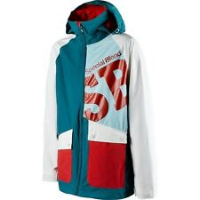 SPECIAL BLEND Men's BEACON Snow Jacket - Teal Bag - Size XLarge - NWT