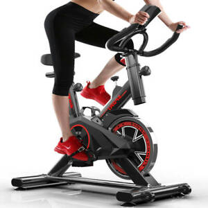 New Indoor Fitness Spinning Bike Cycling Gear Gym Equipment Sports Exercise Bike