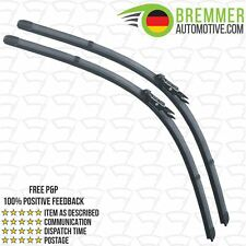 Mercedes Benz SLK-Class Convertible R172 (2011-->) Front Wiper Blade Kit