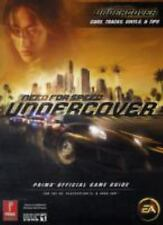 Need for Speed Undercover Prima Official Game Guide 2008 PC PS3 XBOX 360