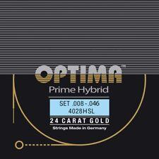 OPTIMA PRIME HYBRID .008 046 chitarra-elettrica corde SET
