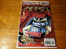 INFINITY ABYSS (THANOS) (2002 Series) #1 VF+ Comics Book