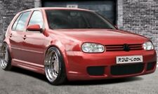 "Front bumper for W GOLF 4  1997-2003  ABS Plastic  ""R32 look"""