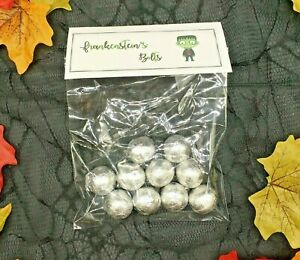 Frankenstein Bolts Novelty Solid Chocolate Sweets Halloween Party Birthday Xmas