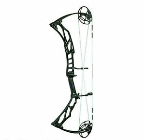 NEW Elite Valor Bow 60#  Black (all draw lengths available) 2021