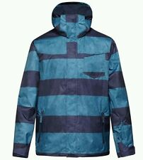 NWT Men's Quiksilver Snow Jacket XXL