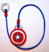 Childs 1 sided Hearing Aid SAFETY AGAINST LOSS LEASH RETAINER CLIP .STAR SHIELD