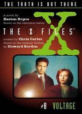 Voltage (X-Files, Book 8) (The X-Files),Easton Royce