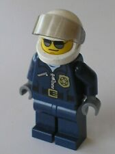 Personnage LEGO CITY Police Minifig Ref cty0487a Set 60047 Police Station