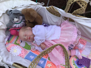 Beautiful Reborn Doll Realborn Reborn Autumn By Bountiful Baby COA*