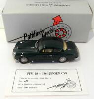 Pathfinder Models 1/43 Scale PFM10 - 1964 Jensen 2CV8 1 Of 600 Green
