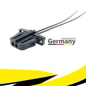 Buchse 2-polig Reparatursatz 3B0972702 für VW AUDI SKODA SEAT MT Crimp + Kabel