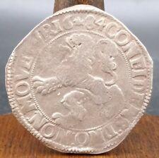 1684 Netherlands Kampen Liondaalder KM# 35.4 Silver Lion Dollar 48 Stuivers Fine