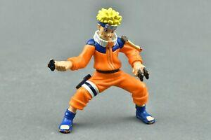 Naruto Uzumaki Masashi Kishimoto Mini Figure Mattel