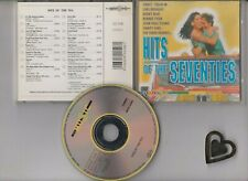 Hits of the seventies   CD - 1994