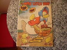 The Wise Little Hen by Walt Disney Enterprises. 1937