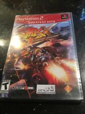 New-Jak X: Combat Racing PlayStation 2 Greatest Hits Brand New Factory Sealed