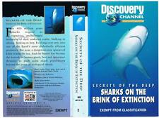 DISCOVERY CHANNEL - SECRETS OF THE DEEP - SHARKS  {1996}  DOCUMENTARY