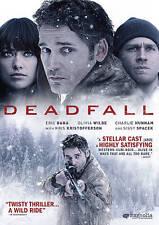 Deadfall (DVD, 2013) Eric BANA, Olivia Wilde, Kris Kristofferson, Sissy Spacek