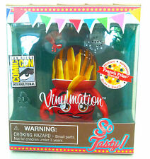 """DISNEY VINYLMATION 3"""" SO TASTY FRENCH FRIES LE 250 SDCC 2012 SCENTED TOY FIGURE"""