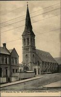 Auckland Neuseeland New Zealand AK ca. 1910 St. Patricks Cathedral Kathedrale