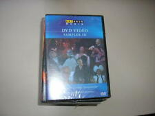 DVD Musik DVD VIDEO Sampler III ARTHAUS