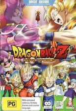 Dragon Ball Z: Battle of Gods DVD R4 Uncut Edition + Theatrical Version -  New
