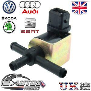 N75 BOOST PRESSURE CONTROL VALVE Audi Skoda Seat VW 1.8T - 058906283C