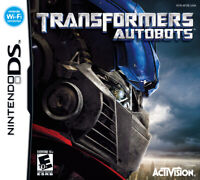 Transformers: Autobots - Nintendo DS Game Only