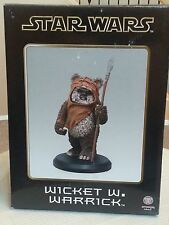 Wicket W Warrick Star Wars Attakus statue