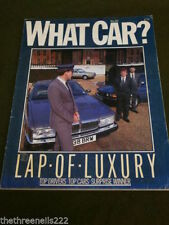 May What Car? Transportation Monthly Magazines