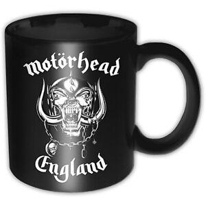 Motorhead England Ceramic Coffee Mug (ro)