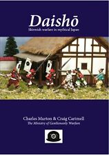 BP1481 DAISHO SKIRMISH WARFARE IN MYTHICAL JAPAN - NORTHSTAR MILITARY FIGURES