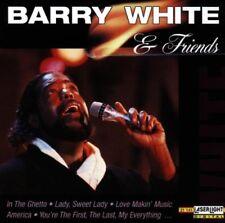 Barry White - & Friends CD #G1975818