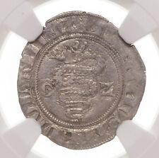 ITALY, Milan. Gian Galeazzo Visconti, Silver Sesino, 1385-1402, NGC VF35