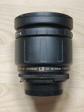 Tamron 28-200 mm f3.8-5.6 AF ASPHÉRIQUE Objectif LD IF pour Nikon