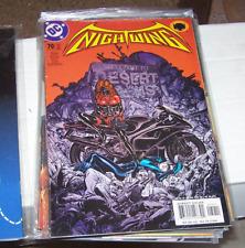 NIGHTWING  # 70 2002 DC COMICS BATMAN  DICK GRAYSON