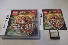 Lego Indiana Jones The Original Adventure NINTENDO DS V.G.C. FAST POST complet