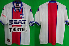 1994-1995 PSG Paris Saint Germain Away Jersey Shirt Maillot NIKE Seat Tourtel M