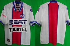 1994-1995 PSG Paris Saint Germain Away Jersey Shirt Maillot NIKE Seat Tourtel M