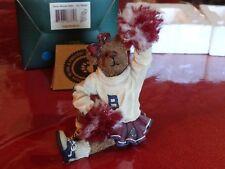 Boyds Bear Sissy Boom Bah... Go Team! Cheerleader Figure
