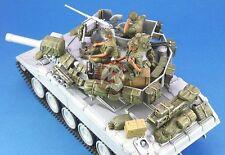 Legend 1/35 M551 Sheridan Light Tank Accessories Set Vietnam War [Resin] LF1104